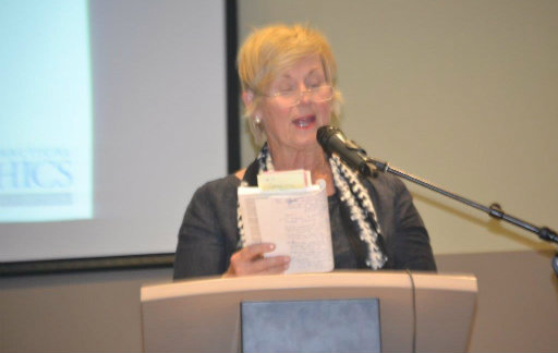 Speaker on Death & Dying - Without Regrets Author Helen Emmott