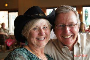 Helen and David - Year of joy