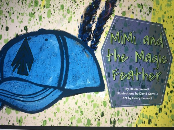 MiMi and the Magic Feather cover
